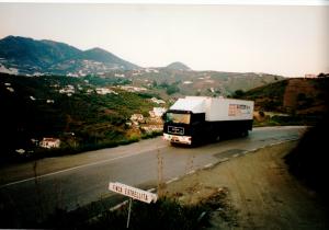 truck bergen